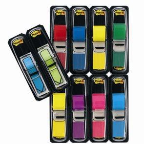 Post -it Samolepící záložky 11,9 x 43,2 mm - 8+ 2 barvy