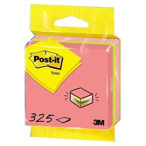 Post-it Samolepící kostka 76 x 76mm - růžová