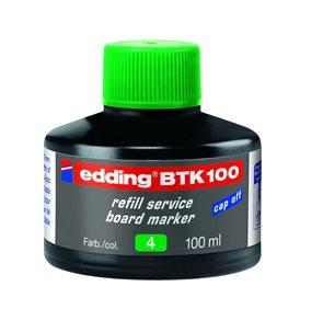 Edding Náhradní náplň pro tabulový popisovač BTK 100 - zelená