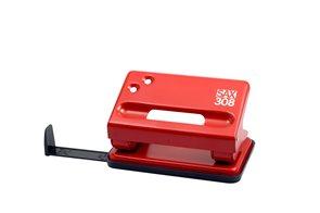 SAX 308 Děrovačka - červená