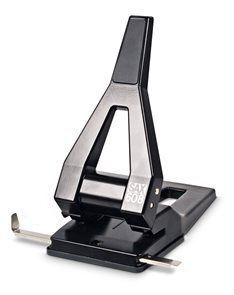SAX 608 Děrovačka - černá