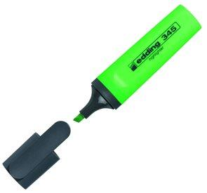 Edding 345 Zvýrazňovač - zelený