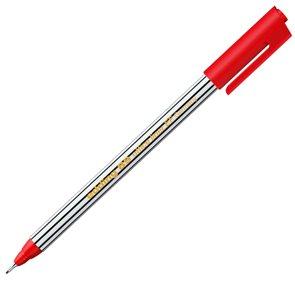 Edding 89 EF Liner 0,3 - červený