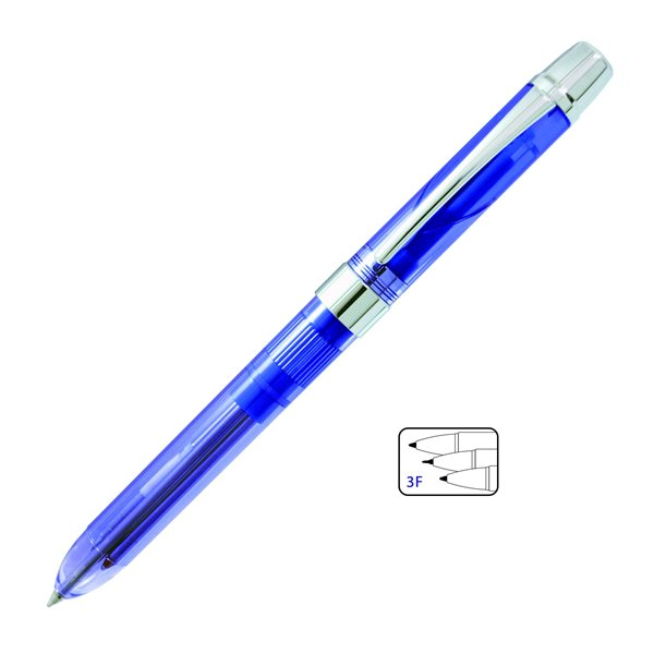 Penac Multifunkční tužka Tripen ELE-001 - modrá