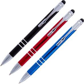 CONCORDE Kuličkové pero Soft dotykové - mix barev