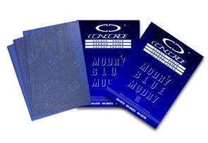 CONCORDE Uhlový papír A4 25 listů -  modrý
