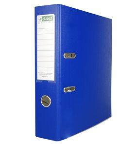 Office Pákový pořadač PVC 7,5cm - modrý