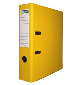 Office Pákový pořadač PVC 7,5cm - žlutý