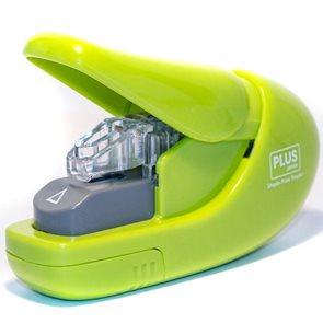 DELI Sešívačka Staple-Free SL 106-AB - zelená
