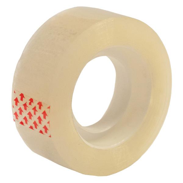 Lepící páska průhledná 18mm x 20m