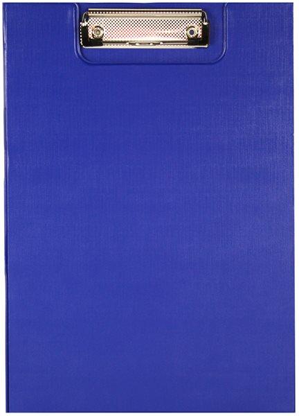 Office Psací podložka s klipem A5 - modrá