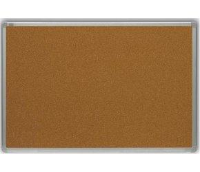 Tabule korková v hliníkovém rámu - 100 x 150 cm