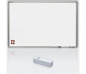 Tabule bílá magnetická s keramickým povrchem - 120x240 cm