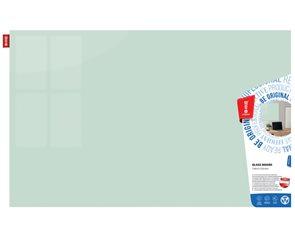 Memoboards Skleněná magnetická tabule 90 × 120 cm, bílá