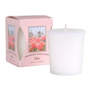 Votivní vonná svíčka Tulipány