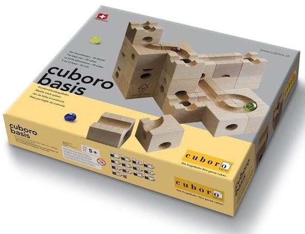 Kuličková dráha Cuboro Basic - základní set, Doprava zdarma