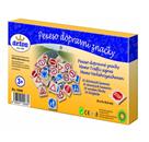 Pexeso - Dopravní značky - dřevěné 36 dílků