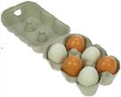 Vajíčka v krabičce