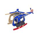 Solární vrtulník - barevný