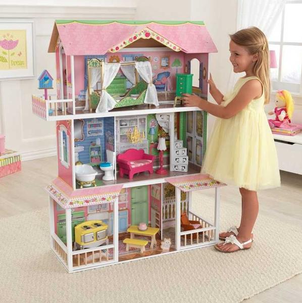 Domeček pro panenky Sweet Savannah, Doprava zdarma