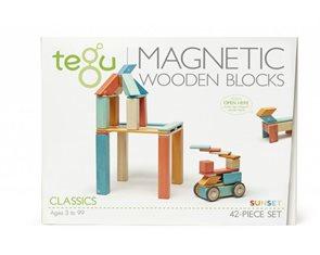 Magnetická stavebnice TEGU Sunset - 42 dílů