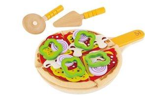 Výroba domácí pizzy