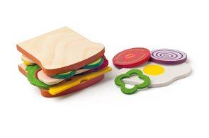 Připrav si svůj sendvič