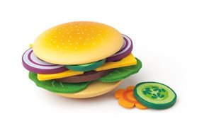 Připrav si svůj hamburger