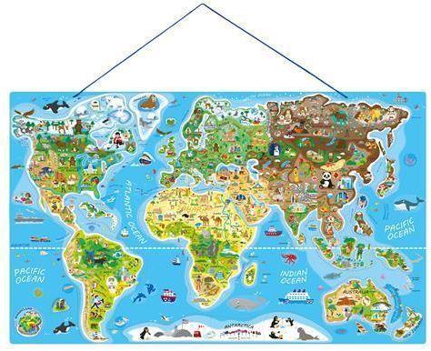 Svět v obrázcích, Hraj si a uč se