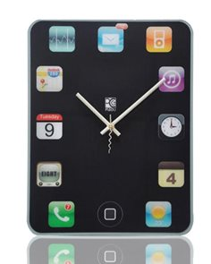 Nástěnné hodiny Tablet - Wall Pad