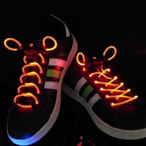 LED tkaničky do bot červené