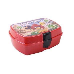 Svačinový box Angry Birds 2 díly