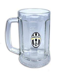Sklenice FC Juventus 500ml