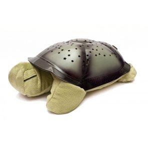 Noční želvička - lampička zelená