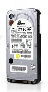 Kryt na iPhone 4 Pevný disk