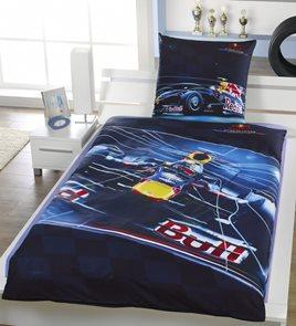 Povlečení Red Bull Racing - Formule 140x200/70x80