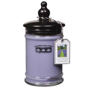 Exkluzivní vonná svíčka Lavender lane velká