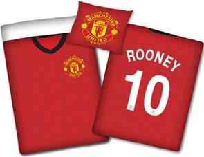 Povlečení Manchester United Dres č. 10 Rooney