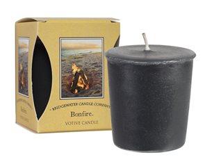 Votivní vonná svíčka Bonfire