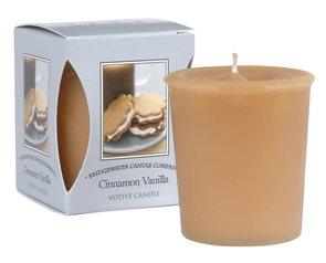 Votivní vonná svíčka Cinnamon Vanilla