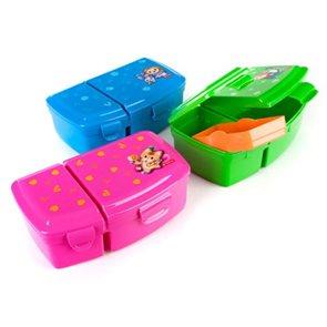 Svačinový box Lilly 3dílný