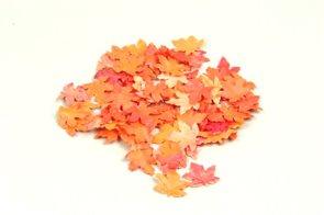 Dekorační podzimní lístky větší