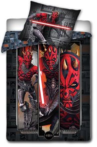 Povlečení Star Wars - Darth Maul  140 x 200 cm
