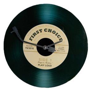 Hodiny Disc Record