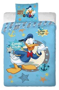 Jerry Fabrics bavlna povlečení Donald Duck 140x200 70x90