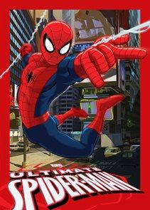 Dětský koberec Spiderman Ultimate 95 x 133 cm