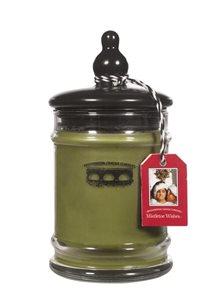 Exkluzivní vonná svíčka Mistletoe Wishes malá