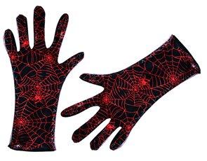 Pavoučí rukavice krátké