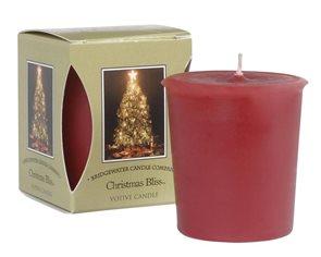 Votivní vonná svíčka Christmas Bliss