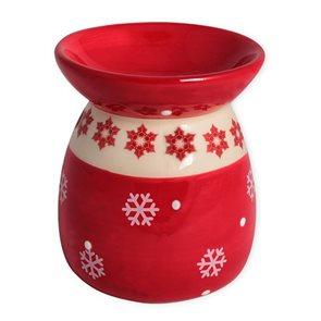 Aroma lampa Zimní inspirace červená
